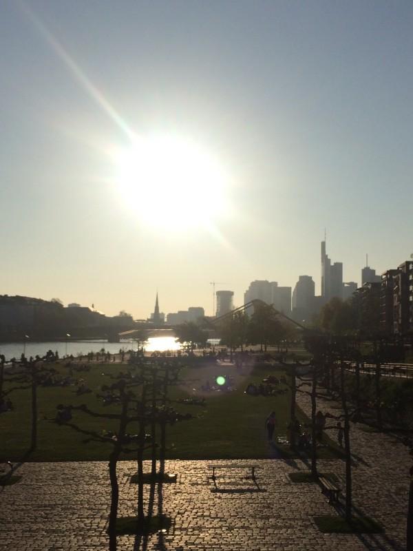frankfurtammain-skyline